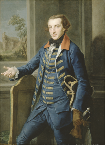 William Weddell by Batoni
